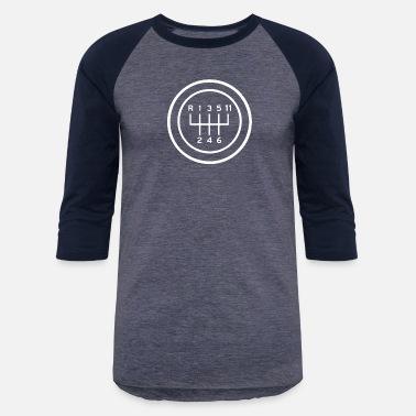 ccb5c7692b6 Race Cool Race Car - Unisex Baseball T-Shirt