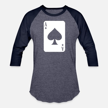 Ace Of Spades Ace Of Spades - Baseball T-Shirt