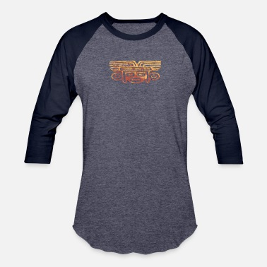 Inca inca face - Baseball T-Shirt