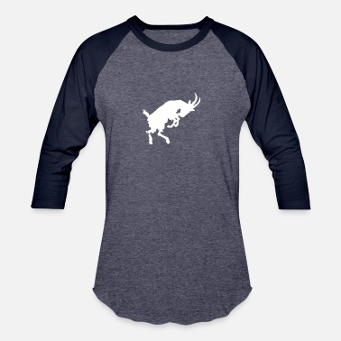 Alternative Apparel The Goat - Alternate Color - Baseball T-Shirt