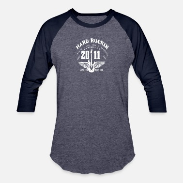 Since 06 Hard Rockin Since 2011 06 years old Limited Editio - Baseball T-Shirt