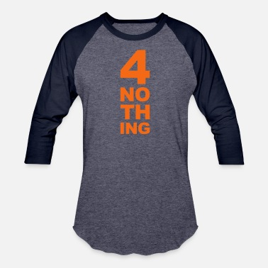 Underground 4 nothing thank you - Unisex Baseball T-Shirt
