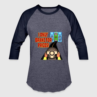 TV Game Show Contestant - TPIR (The Price Is...) - Baseball T-Shirt