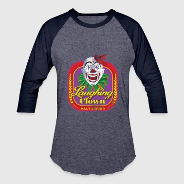 Laughing Clown Malt Liquor - Baseball T-Shirt