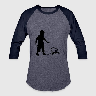 My Pet Facehugger - Baseball T-Shirt