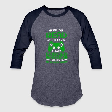 If you can read game saying - Baseball T-Shirt