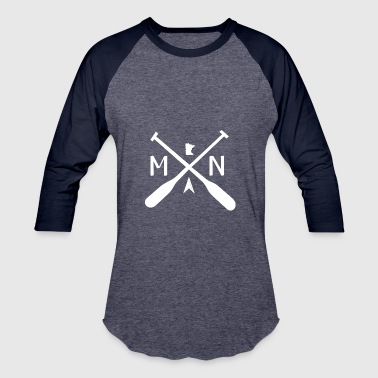 Paddle MN! - Baseball T-Shirt
