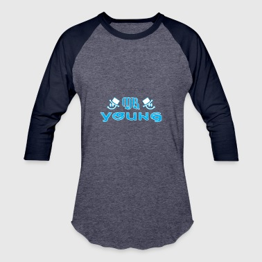Mr Young - Baseball T-Shirt