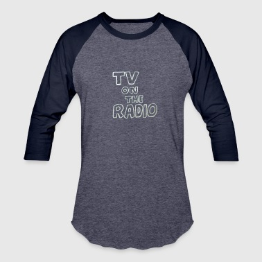 TV On The Radio TVOTR T Shirt - Baseball T-Shirt