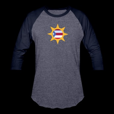 Sun Made by HarryCornier - Baseball T-Shirt