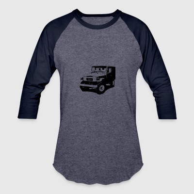 FJ40 - Baseball T-Shirt