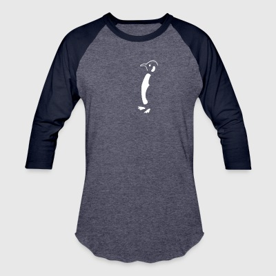 Penguin Men - Baseball T-Shirt