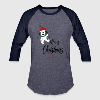 Christmas - Baseball T-Shirt