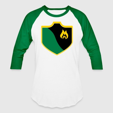 Clash With Your Clan Shield- 10 - Baseball T-Shirt