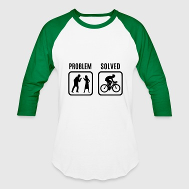 Solve Problems problem solved - Baseball T-Shirt