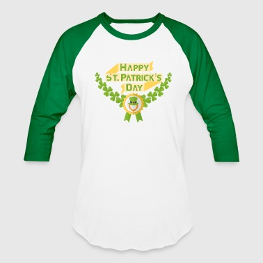 St. Patrick's Day - Baseball T-Shirt