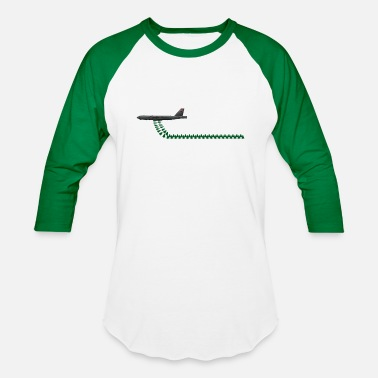 B-52 Carpet Planting - Baseball T-Shirt