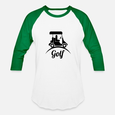 Golf Logo Golf Logo - Baseball T-Shirt