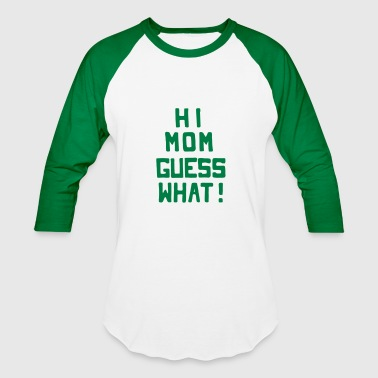Sexuality Surprise for Mommy: Coming-out - Baseball T-Shirt