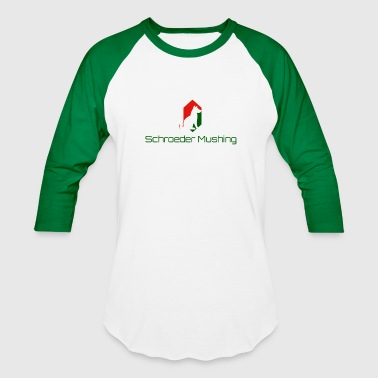Schroeder Mushing - Baseball T-Shirt