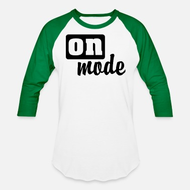 Mode On mode - Baseball T-Shirt
