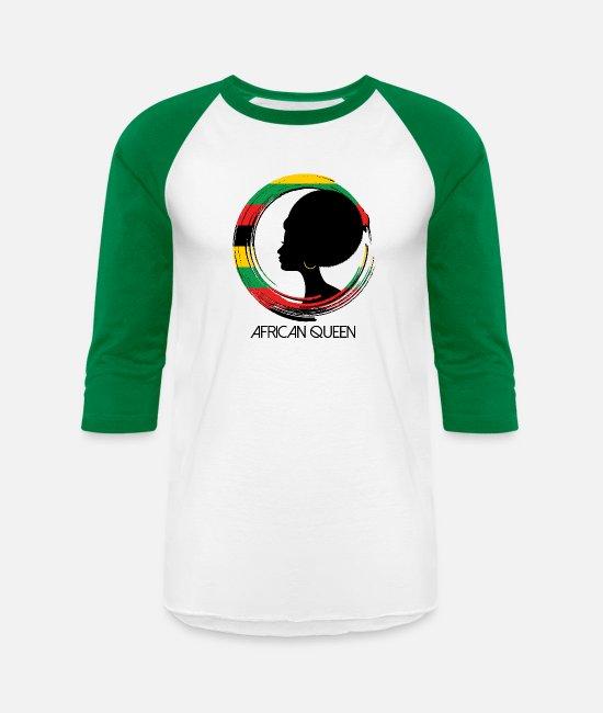 Black History Month RNB Allstar T-Shirt White Cotton Tee