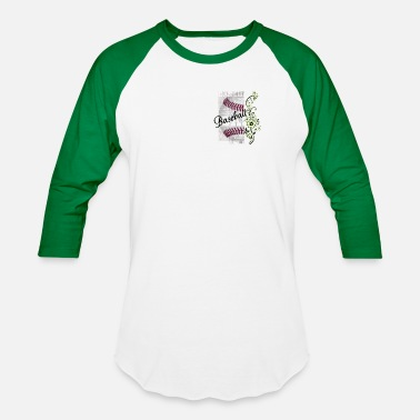Embroidering Art Embroider - Unisex Baseball T-Shirt