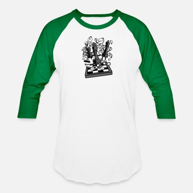 Chess Chess - Unisex Baseball T-Shirt