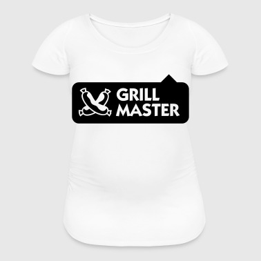 Grillmaster - Women's Maternity T-Shirt
