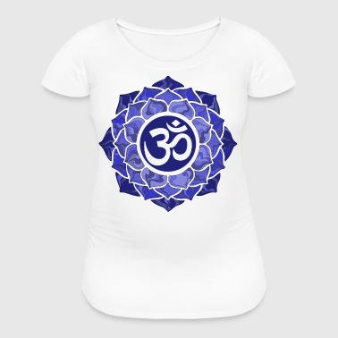 Om Lotus - Women's Maternity T-Shirt