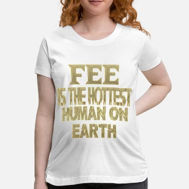Fees Fee - Women's Maternity T-Shirt