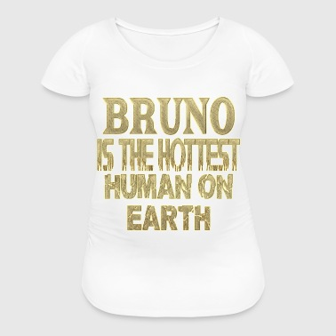 Bruno - Women's Maternity T-Shirt