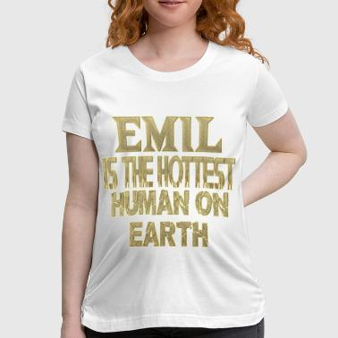 Emil - Women's Maternity T-Shirt