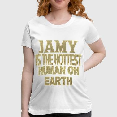 Jamy - Women's Maternity T-Shirt