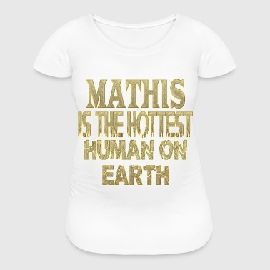 Mathis - Women's Maternity T-Shirt