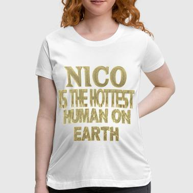 Nico - Women's Maternity T-Shirt