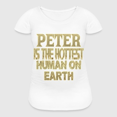 Peter - Women's Maternity T-Shirt