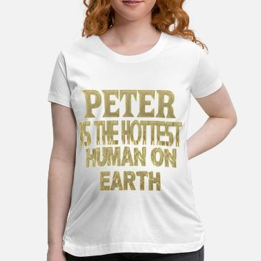 Tosh Peter - Women's Maternity T-Shirt