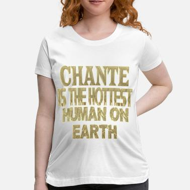 Chant Chante - Women's Maternity T-Shirt