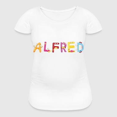 Alfred - Women's Maternity T-Shirt