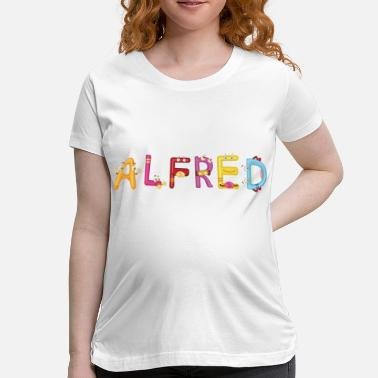 Alfred Alfred - Women's Maternity T-Shirt