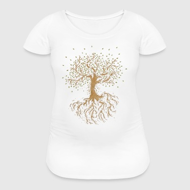 In Pieces - Women's Maternity T-Shirt