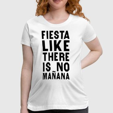 Fiesta - Women's Maternity T-Shirt