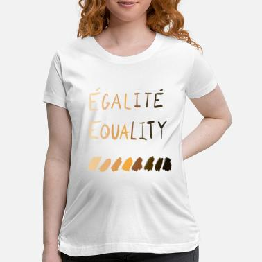 Equalizer Equality / Equality - Maternity T-Shirt