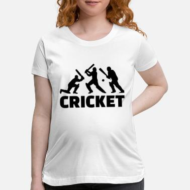 Cricket Cricket - Maternity T-Shirt