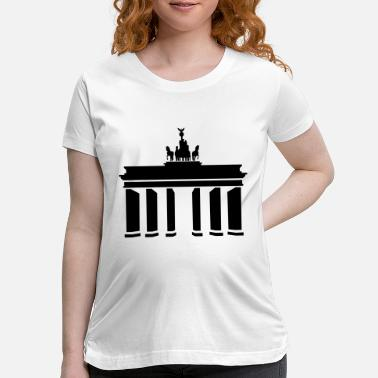 Gate Brandenburg Gate - Maternity T-Shirt