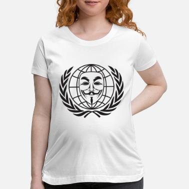 Anonymous Anonymous - Maternity T-Shirt