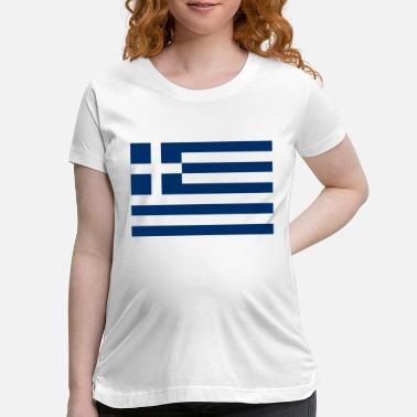 Greece Greece - Maternity T-Shirt