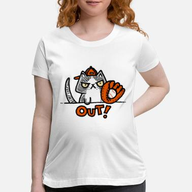 Out Out - Maternity T-Shirt