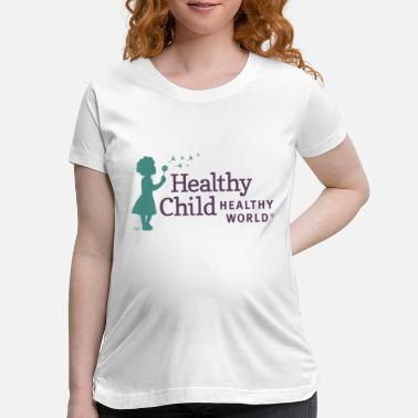 Healthy Healthy - Maternity T-Shirt
